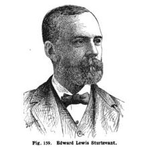 Edward Lewis Sturtevant - E. Lewis Sturtevant