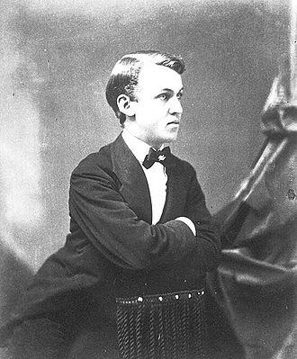 Edward Salisbury Dana - Portrait of Edward Salisbury Dana, Yale College Class of 1870