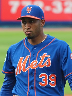 Edwin Diaz on March 2, 2019 (cropped 2).jpg