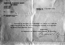 Een brief, d.d. 07-09-1942 van de Nederlandsch Israëlitische Gemeente in Rotterdam aan een onbekende GN15420.jpeg