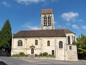 Image illustrative de l'article Église Saint-Denis de Jouy-le-Comte