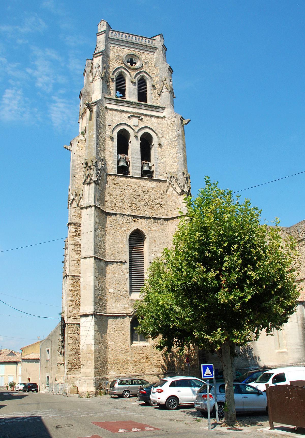 Glise saint saturnin de pont saint esprit wikip dia - Office du tourisme pont saint esprit ...