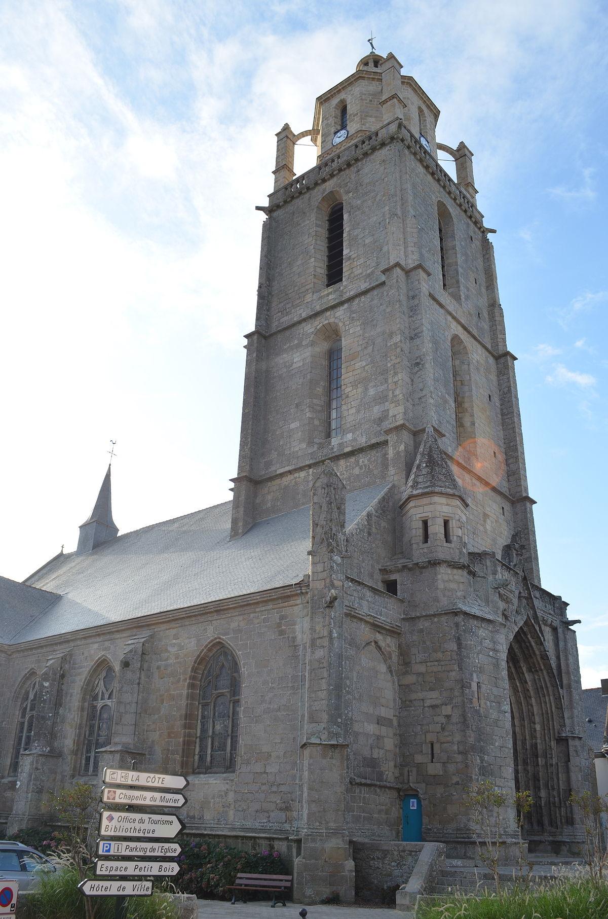 Glise Saint Gunol De Batz Sur Mer Wikipdia
