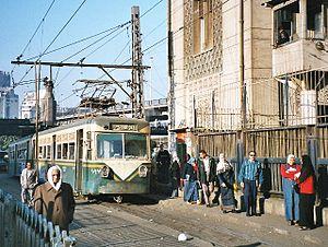 Каїрсько геліопольський трамвай