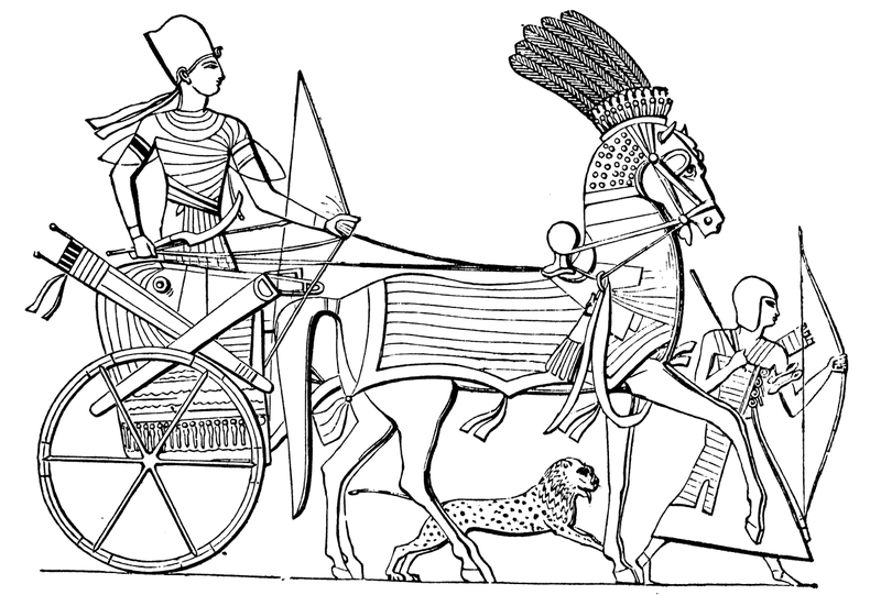 Fileegyptian Chariot