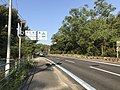 Ehime Prefectural Road No.21 on west side of Mimura Pass.jpg