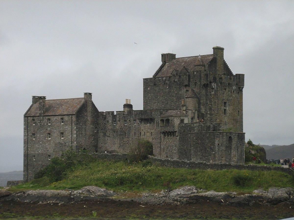 1366x768 eilean donan castle - photo #41