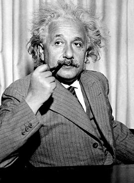 אלברט איינשטיין ב-1933