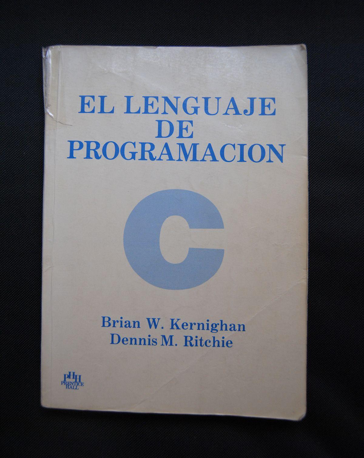 El Lenguaje De Programación C Wikipedia La Enciclopedia Libre