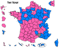 Maps of french presidential election 2012 wikimedia commons