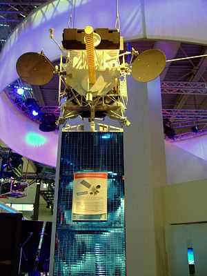 Model of Russian Meteorological satellite Elec...
