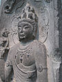 Eleven-Faced Guanyin (Tang China), Freer Gallery of Art, Washington, DC (6264524753).jpg