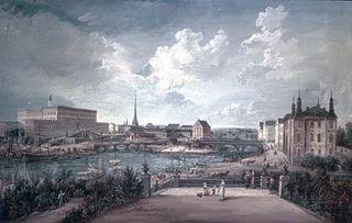 1800 in Sweden