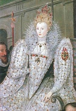 drottning elizabeth 1