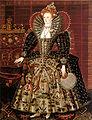Elizabeth I of England Hardwick 1592.jpg