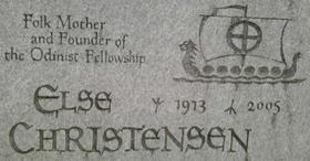 else christensen 4 former for omsorgssvigt