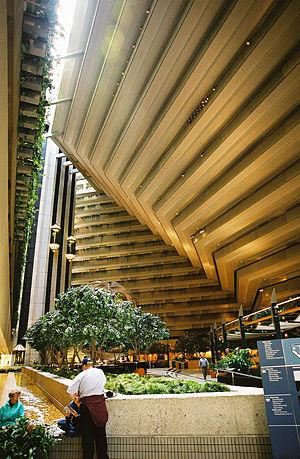 John C. Portman Jr. - Embarcadero Hyatt Atrium, San Francisco
