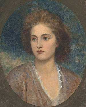 Emma Elizabeth Brandling, later Lady Lilford (George Frederic Watts) Emma Elizabeth Brandling, later Lady Lilford, by George Frederic Watts.jpg