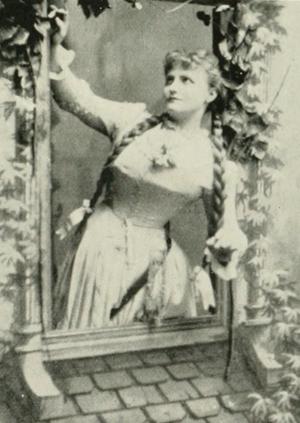 Emma Juch - Emma Juch, ca. 1893.