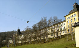 De Emmy-Noether-Campus in Siegen