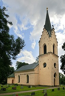 Enåker Church