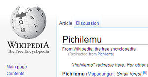 Wikipedia:Redirect - Wikipedia