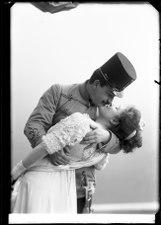 En valsdröm, Oscarsteatern 1908. Rollporträtt - SMV - GA027.tif