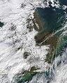 England 2009 Snowfall Satellite image.jpg