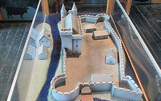 Enniskillen Castle - Image: Enniskillen Castle 3 by Paride