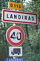 Entrée Landiras.JPG