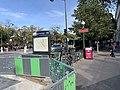 Entrée Station Métro Gare Austerlitz Paris 3.jpg