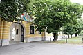 Entrance to Castle Dvorac in Vukovar.JPG
