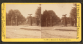 Entrance to National Cemetery, by Tipton, William H., 1850-1929.png