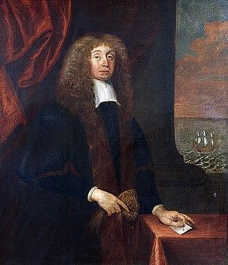 Erasmus Smith - Image: Erasmus Smith 1611 1691 by John Michael Wright