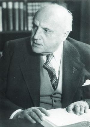 Erhard Schmidt - Erhard Schmidt (courtesy MFO)