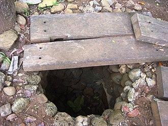 Escape tunnel - Ancient, historic escape tunnel site (Baler, Aurora, Philippines