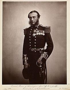 Ernst Leopold, 4th Prince of Leiningen German Prince