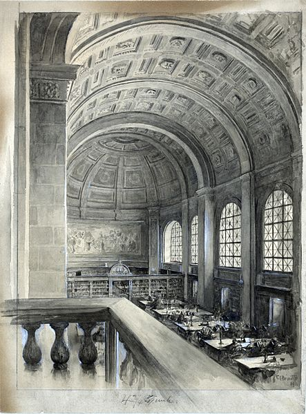 File:Ernest Peixotto, Reading room, Bates Hall, 1896.jpg