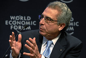 Ernesto Zedillo -  Zedillo at the World Economic Forum 2009