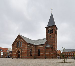 Church of Our Saviour, Esbjerg - Church of Our Saviour (Vor Frelsers Kirke), Esbjerg