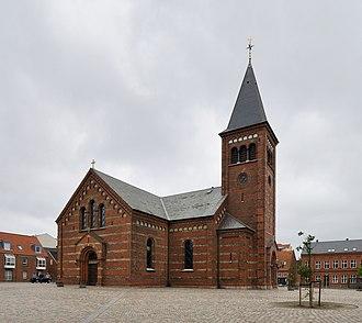 Church of Our Saviour, Esbjerg - Church of Our Saviour (Vor Frelsers Kirke), Esbjerg