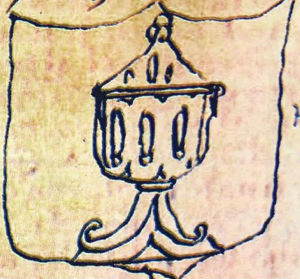 Escudo reino de Galicia - Hernandez de Mendoza