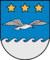 Coat of arms of Jūrmala, Latvia