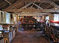 Esgair Moel Woollen Mill, north end interior, St Fagans.jpg
