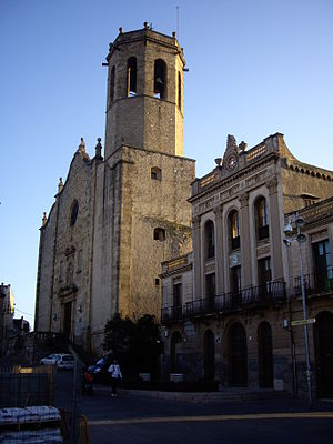 Sant Boi de Llobregat - Church of St. Baldiri