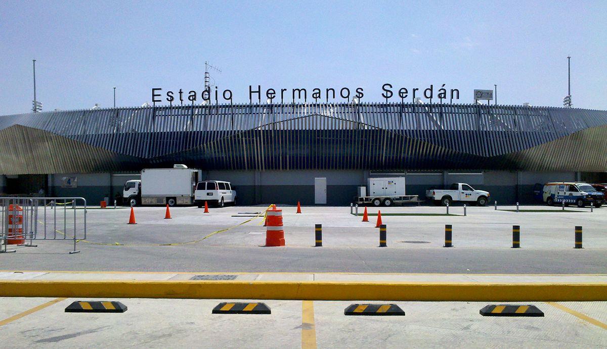 Estadio Hermanos Serdán - Wikipedia, la enciclopedia libre