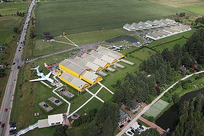 Kuidas ühistranspordiga sihtpunkti Eesti Lennundusmuuseum jõuda - kohast