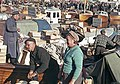 Eteläsatama, Kauppatori, kalamarkkinat 5.-6.10.1964 - XLVIII-1004 - hkm.HKMS000005-km0000m3bc.jpg