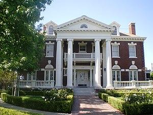 Eugene W. Britt House - Eugene Britt House, 2008