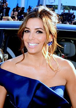 Eva Longoria in Cannes in 2015